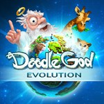 Doodle God: Evolution Logo