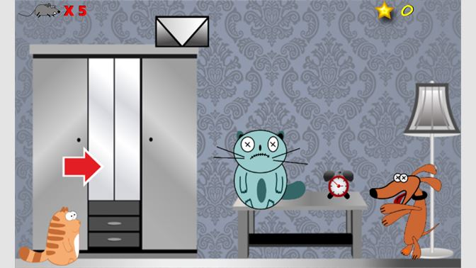 Cat Vasya & Zombies
