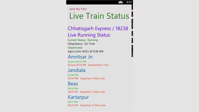 Get Spot My Train - Microsoft Store