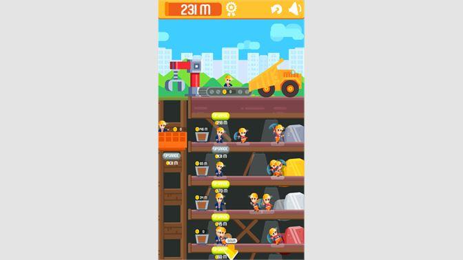 Get Idle Miner Simulator - Microsoft Store