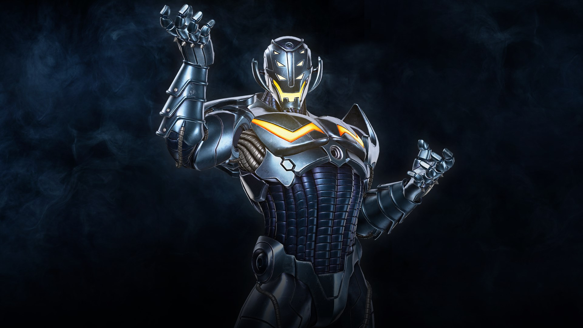 Marvel vs. Capcom: Infinite - Ultron Conquest Costume