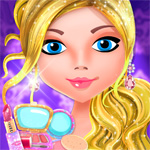 Fashion Doll Super Makeup & Spa Salon