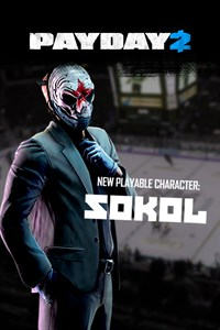 PAYDAY 2: CRIMEWAVE EDITION - Pacote do Personagem Sokol