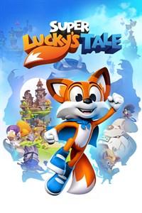 Carátula para el juego Super Lucky's Tale de Xbox 360