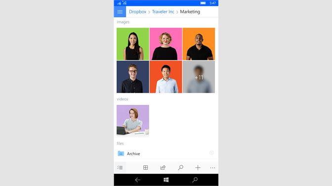 Get Dropbox - Microsoft Store
