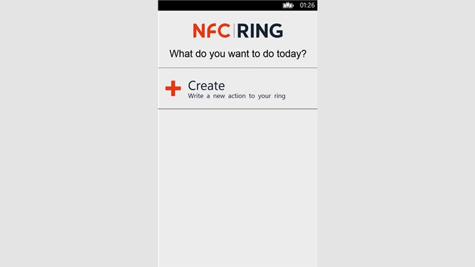 Get NFC Ring Control - Microsoft Store