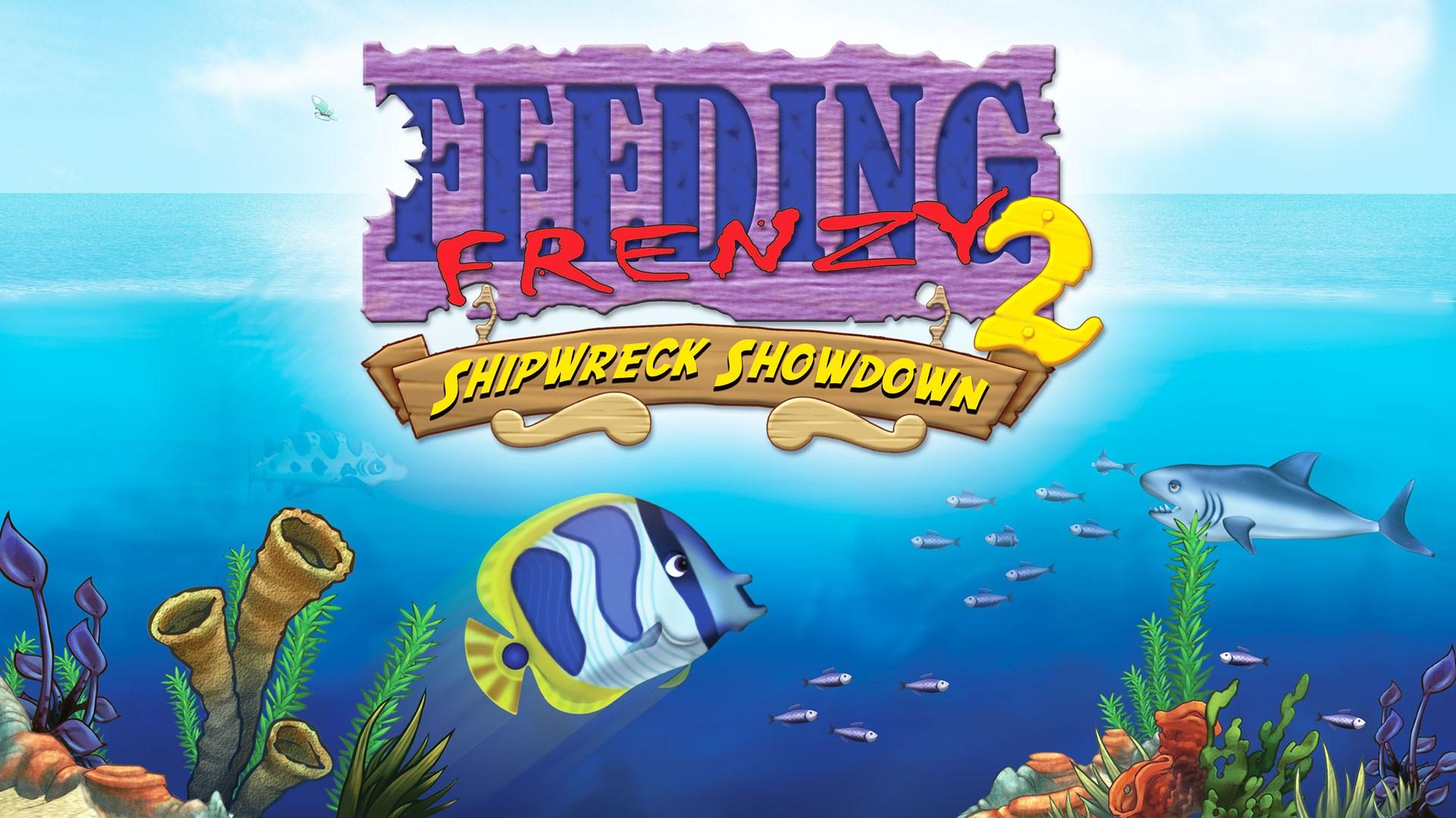 feeding frenzy 2 pc game