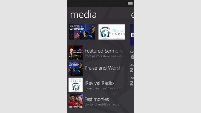 Get World Revival Church - Microsoft Store en-VU