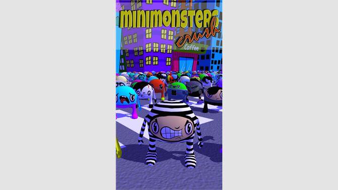 Get Minimonsters Crush - Microsoft Store