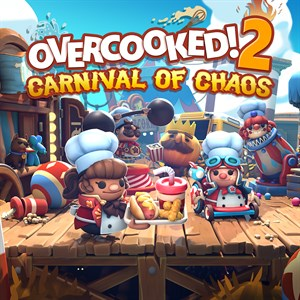 Overcooked! 2 - Carnival of Chaos Xbox One