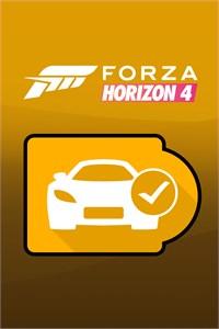 Carátula del juego Forza Horizon 4 Car Pass