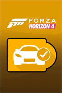 Forza Horizon 4 Car Pass