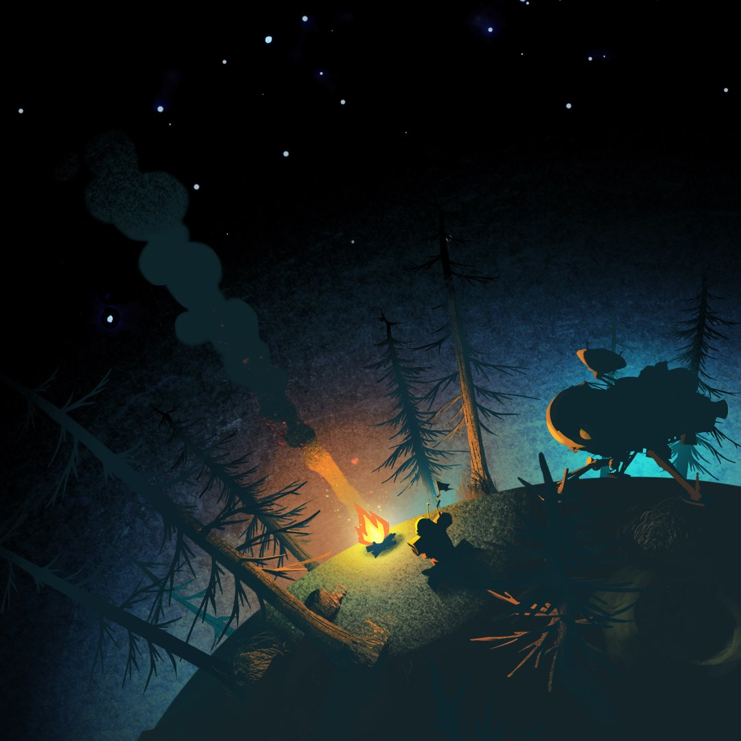 Скриншот №6 к Outer Wilds