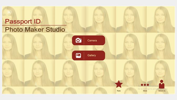 Get Passport Id Photo Maker Studio Microsoft Store