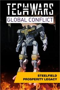 Techwars Global Conflict - Steelfield Prosperity Legacy