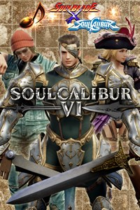 SOULCALIBUR VI - DLC3: Character Creation Set A