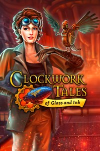 Carátula del juego Clockwork Tales: Of Glass and Ink