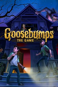 Carátula del juego Goosebumps: The Game