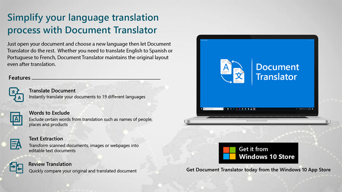 free online document translator preserves your documents layout