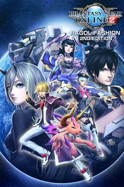 Phantasy Star Online 2 -Ragol Fashion 2nd Edition-