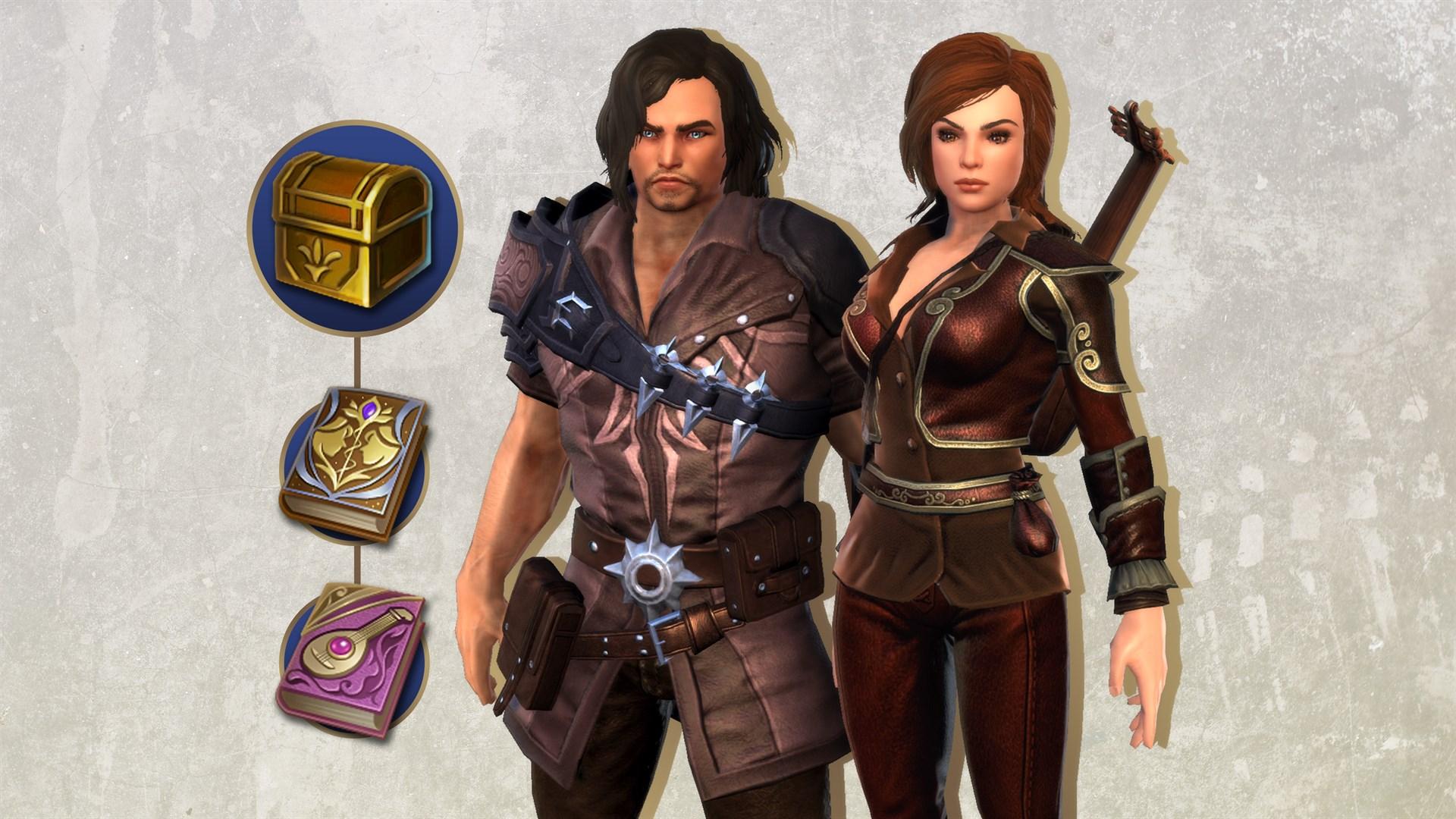New Beginnings Xbox Promo Pack