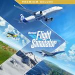 Microsoft Flight Simulator: Premium Deluxe Logo
