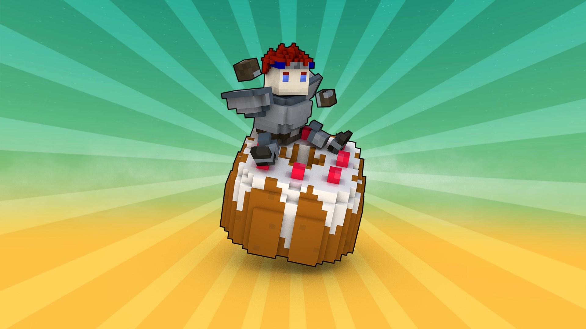 Trove - Blocky Bonus: Bounding Bundt Cake