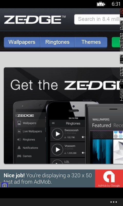 zedge app for mobile