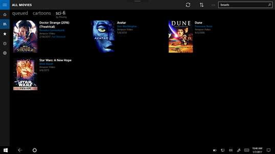 Moviequeue screenshot 8