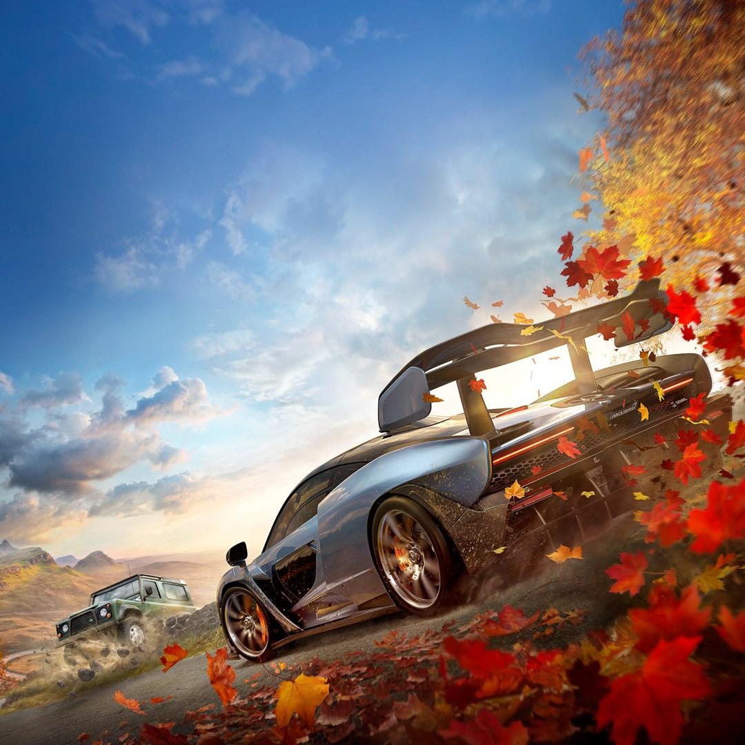 Скриншот №1 к Forza Horizon 4 стандартное издание