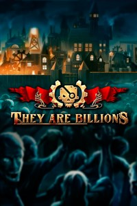 Carátula del juego They Are Billions