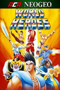 Carátula del juego ACA NEOGEO WORLD HEROES
