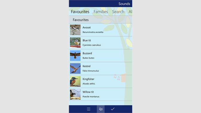Get Tweeter Bird Sounds - Microsoft Store