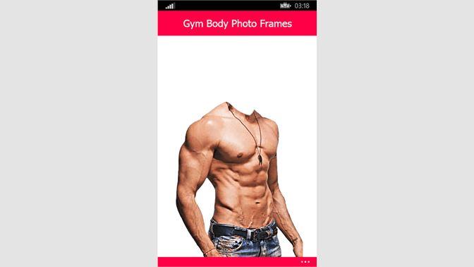 Get Gym Body Photo Frames - Microsoft Store
