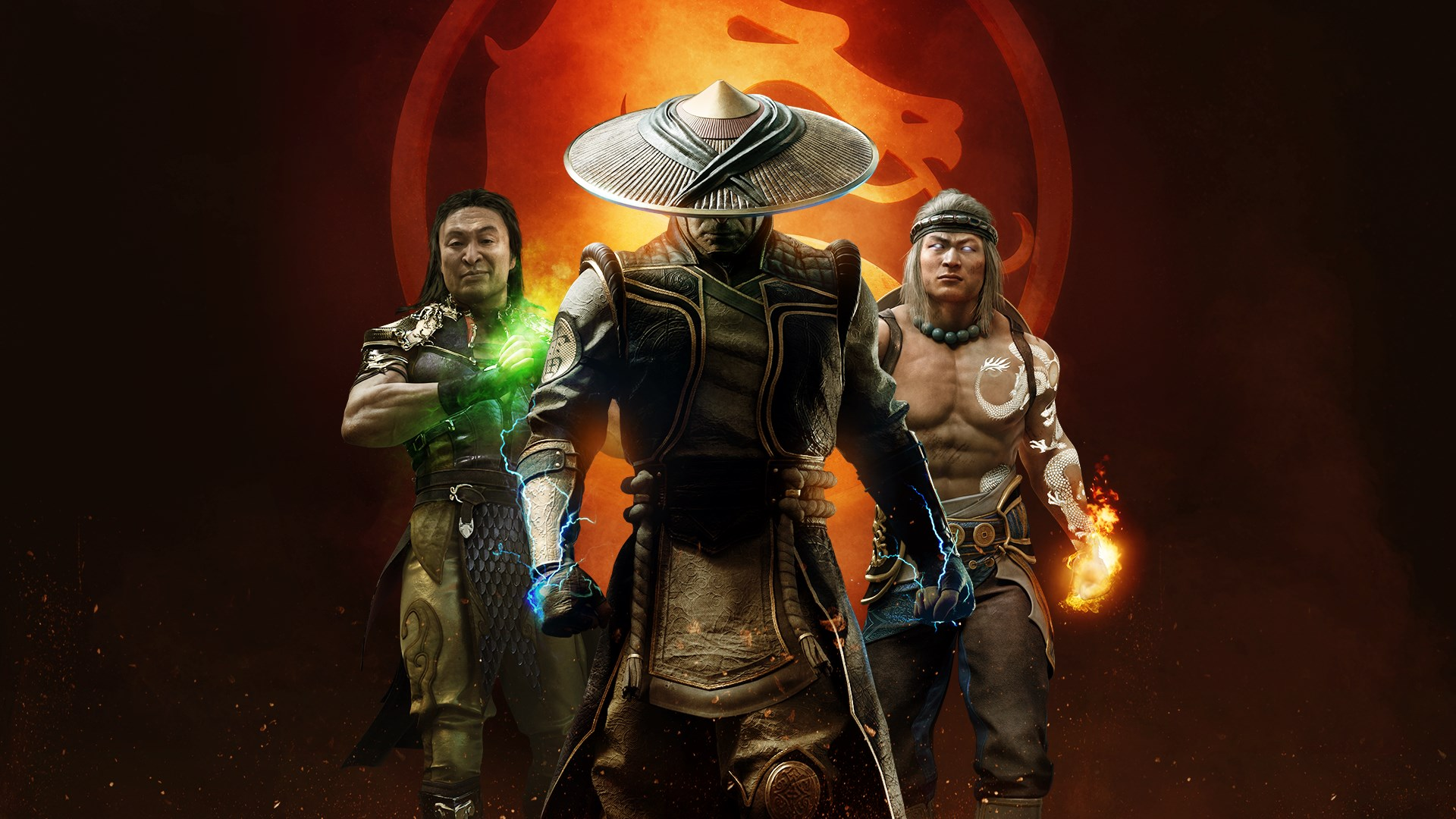 Extension Mortal Kombat 11: Aftermath