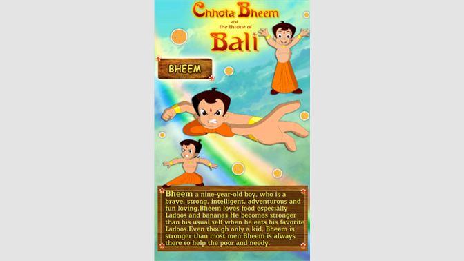 Get Chhota Bheem Bali - Microsoft Store