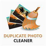 Duplicate Photo Cleaner Pro Logo