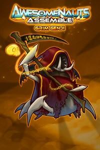Carátula del juego Grim Genji - Awesomenauts Assemble! Skin