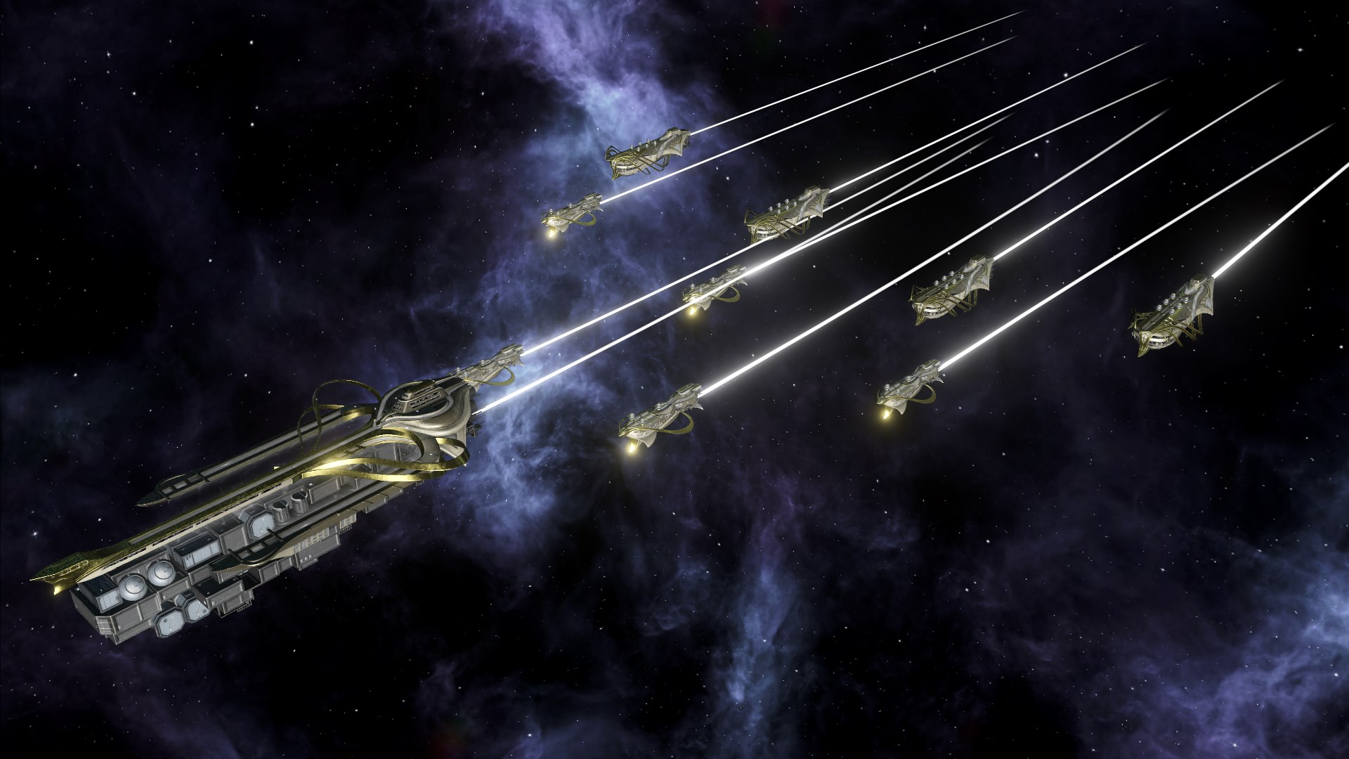 Скриншот №10 к Stellaris Console Edition - Expansion Pass Three