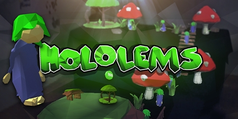 HoloLems Screenshot