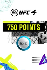UFC® 4 - 750 PUNTI UFC