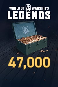 World of Warships: Legends - 47 000 dublonów
