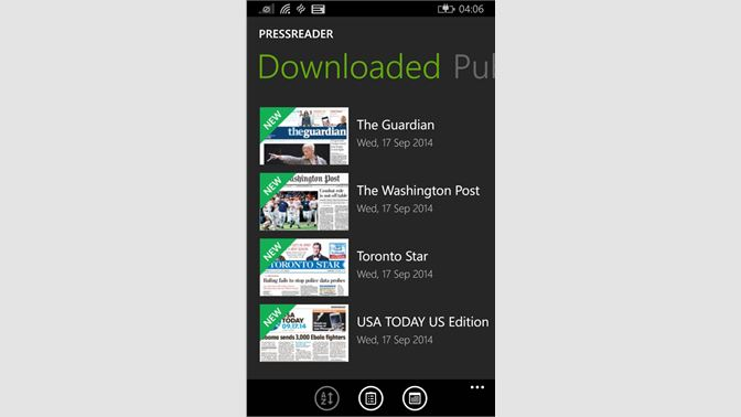 Get PressReader - Microsoft Store