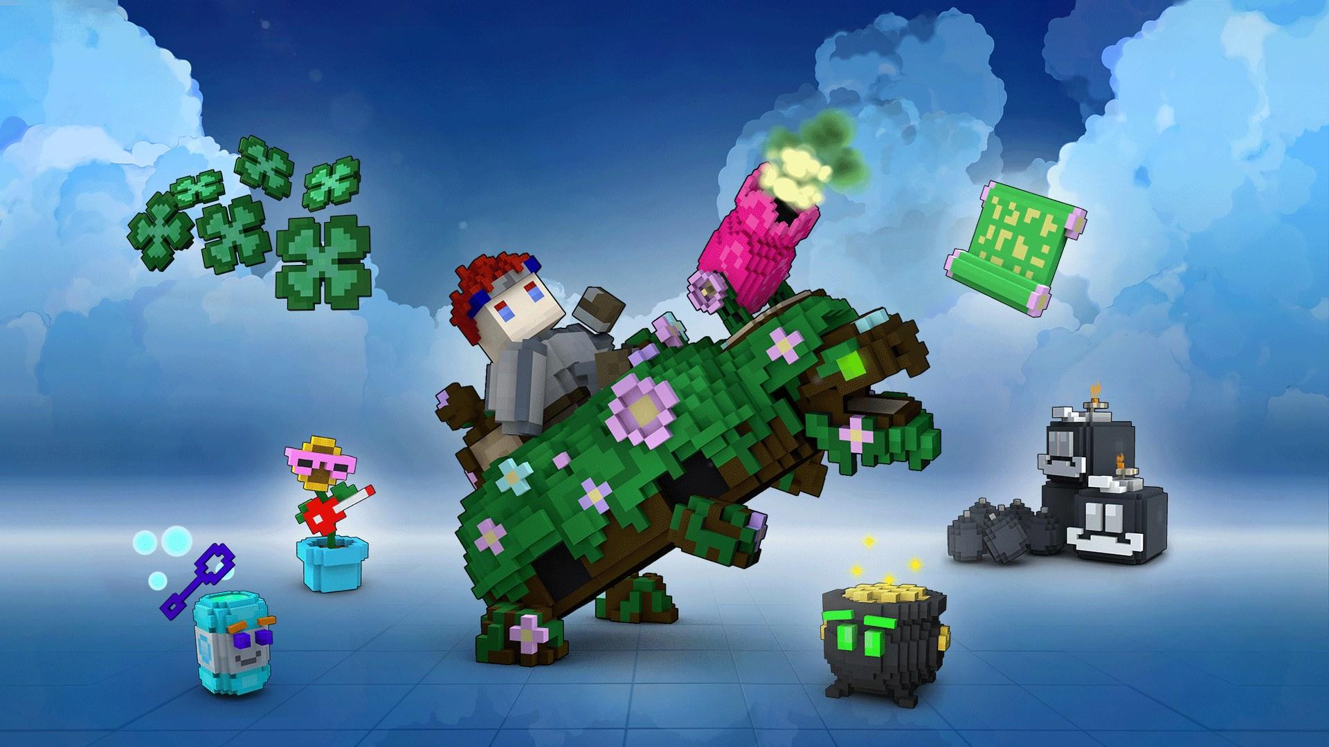 Trove - Botanikbomber