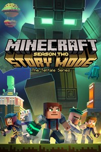 Carátula del juego Minecraft: Story Mode - Season Two - Episode 1