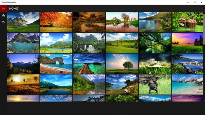 Acquista Sfondi Natura Hd Microsoft Store It It