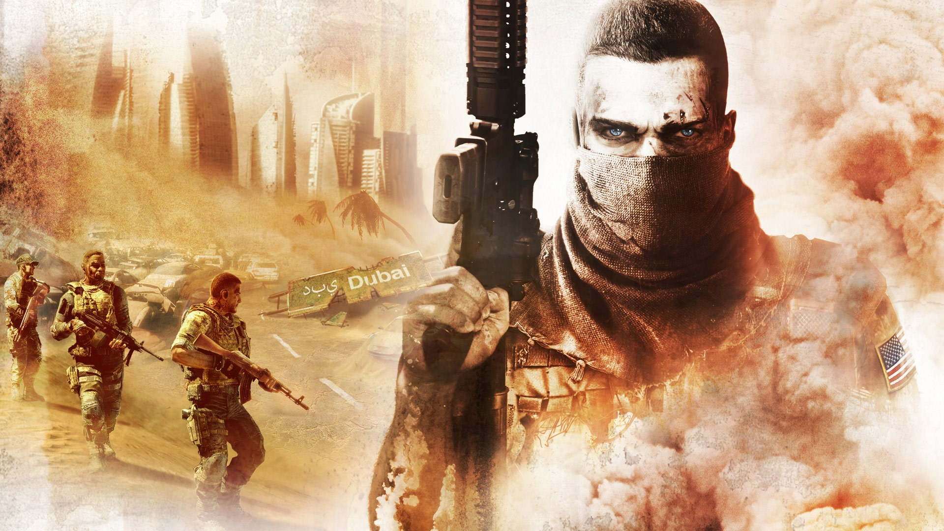 Spec Ops: The Line Creator Teams With Nine Inch Nails Guitarist for Cosmic Horror Game