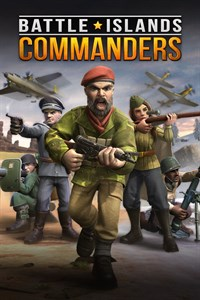 Carátula del juego Battle Islands: Commanders