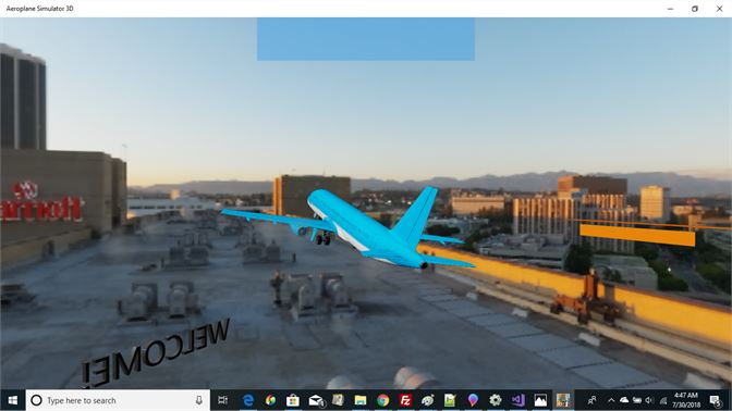Get Aeroplane Simulator 3D - Microsoft Store en-NZ