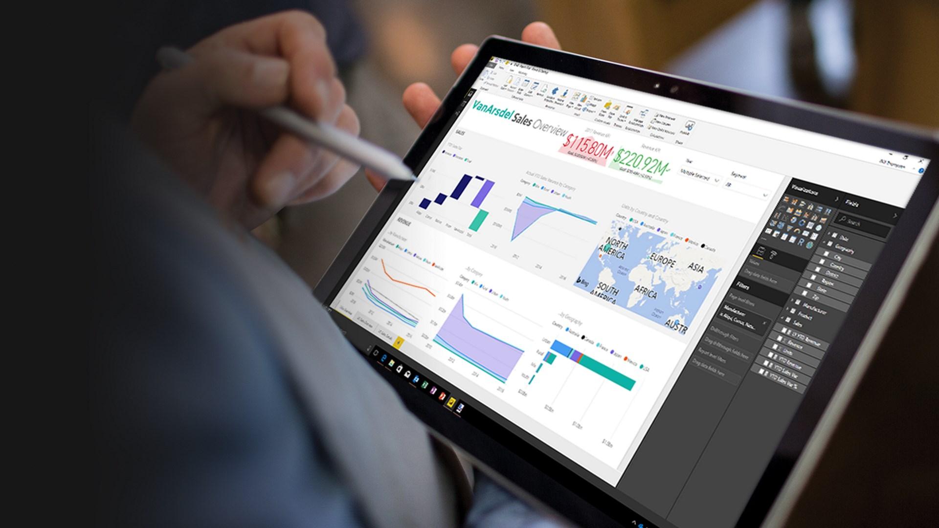 Get Power BI Desktop - Microsoft Store